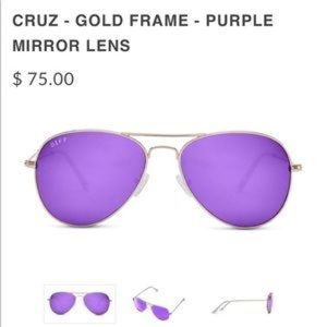 Diff Sunglasses Aviator